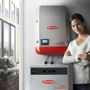 Энергетический пакет Fronius 3.0-3-S / Battery 4.5 / Smart meter