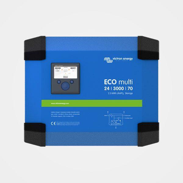 Victron Energy ECOmulti 24/3000/70-50 2,3 кВт LiFePO₄
